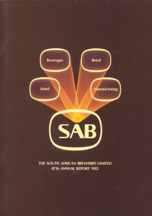 South African Breweries, 87th Annual Report 1982