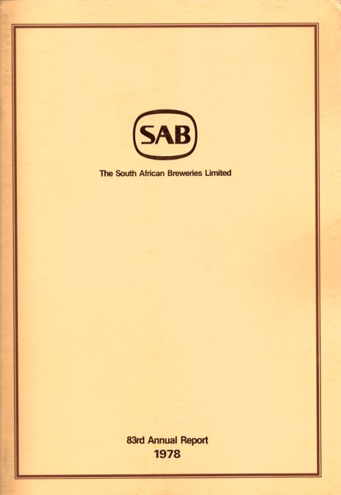 South African Breweries - 83rd Annual Report