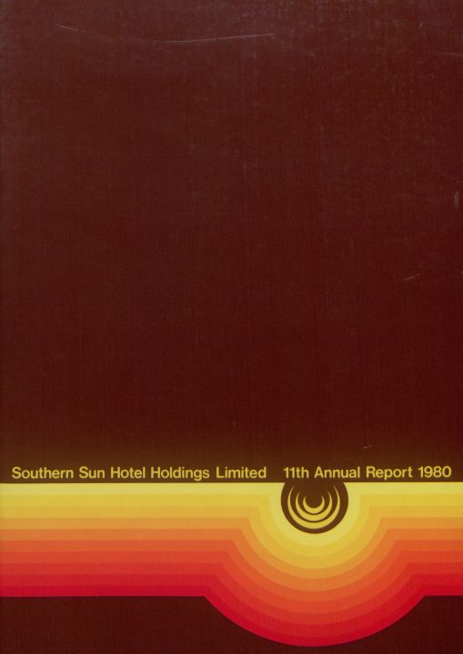 Southern Sun Hotel Holdings Limited - 11th Annual Report 1980