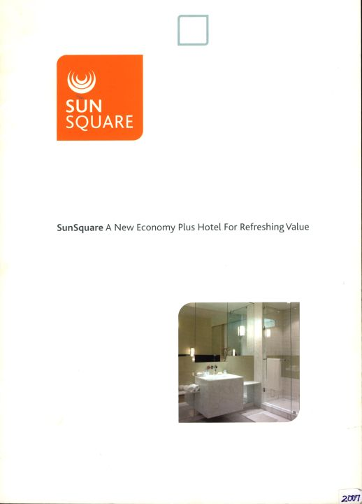 SunSquare Brand Positioning
