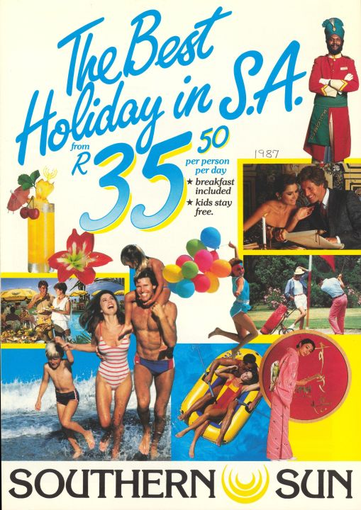 The Best Holiday in SA Southern Sun: from R35.50