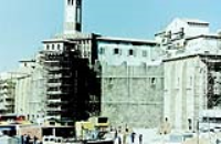 Montecasino Bell Tower Under Construction